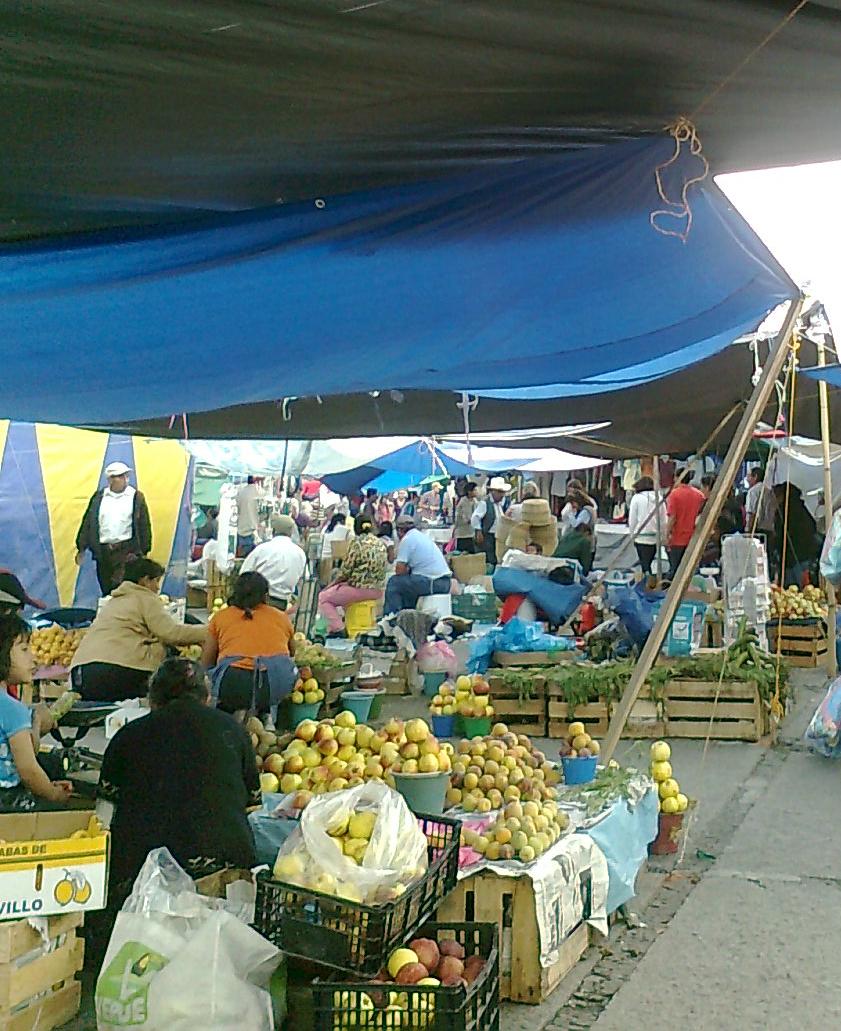 Feria San Pedro Cholula