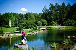 Kurimoto Japanese Gardens