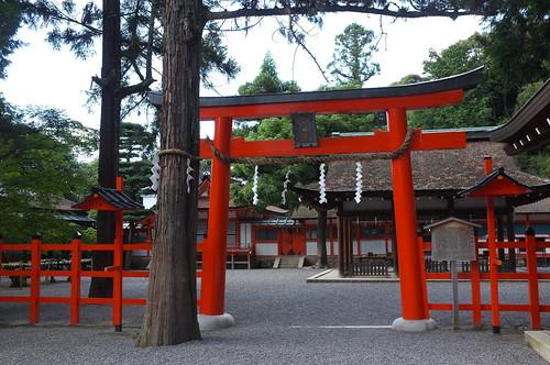 2012夏日大作戰 - 京都 - 吉田神社 (3)