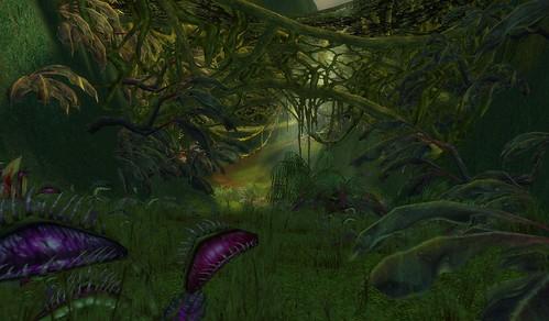 Guild Wars 2 Maguuna Jungle