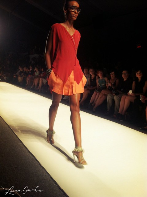Fashion Week Diary: Day 2