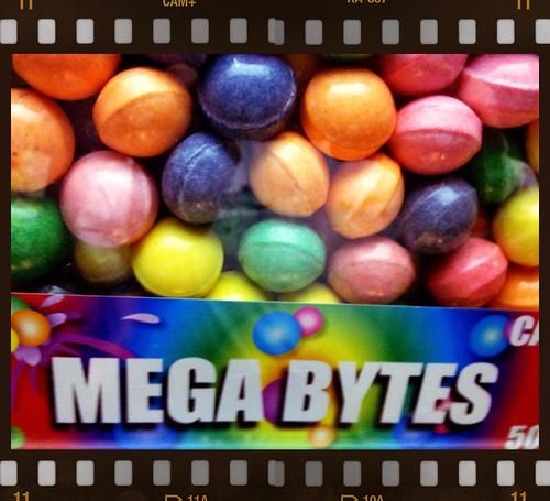 Mega Bytes by Damian Gadal