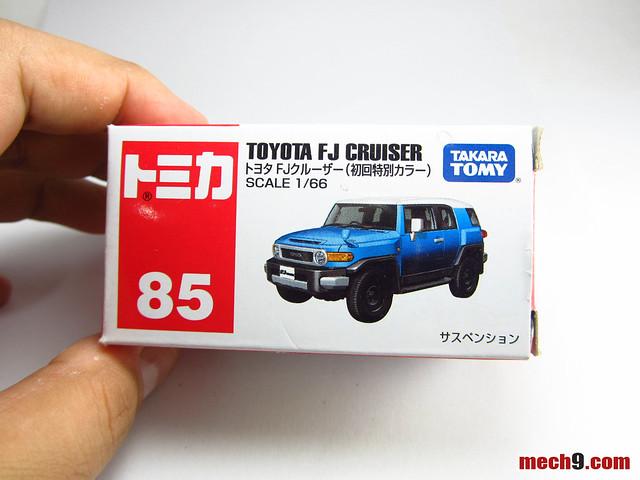 Tomica FJ Cruiser
