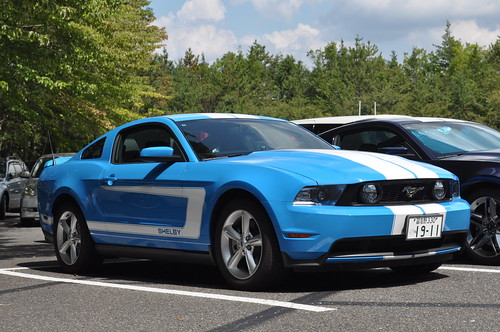 2007- FORD MUSTANG SHELBY GT