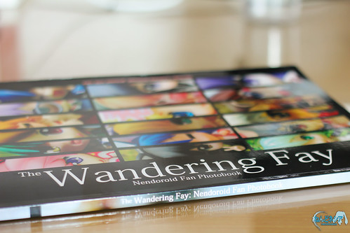 The Wandering Fay photobook