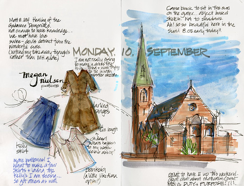 120910 MeganNielson Patterns and St Leonards from the gutter again by borromini bear