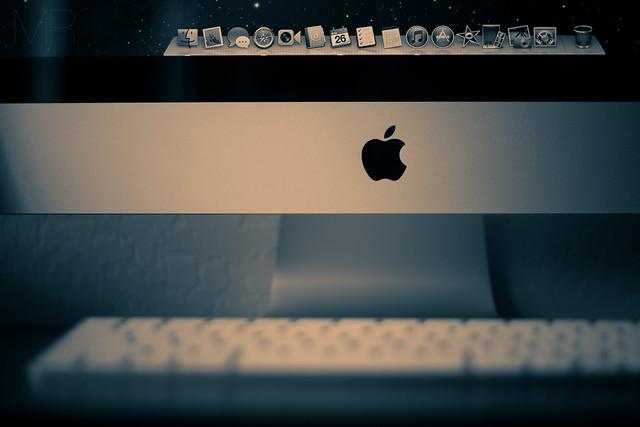 iMac B&W