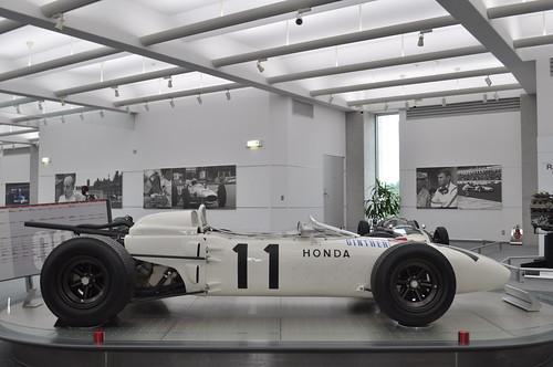 1965 HONDA F-1 RA272