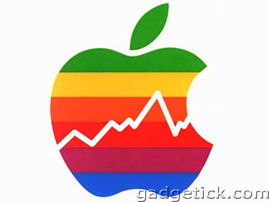 iPhone 5 спровоцирует рост акций Apple