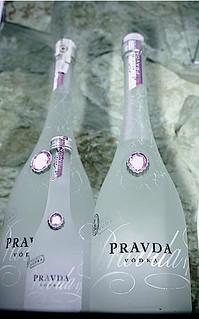 Vodka Pravda.