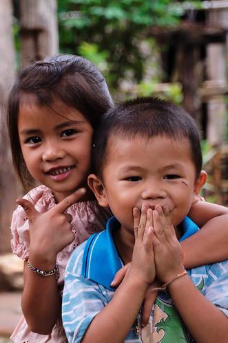 Nong Khiaw - Laos 2