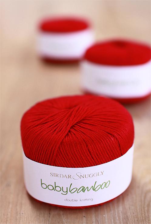 Red Yarn #1