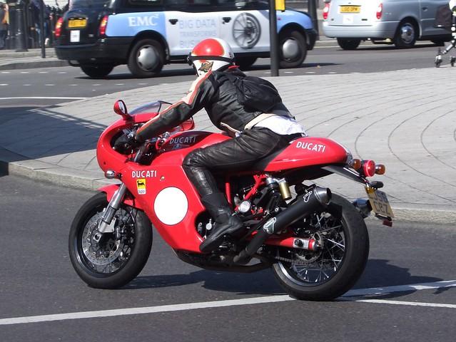 Ducati Sport Classic Seat Cover
