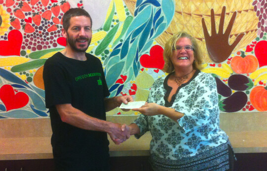 DRT Donation to OFB a