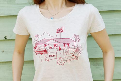 福生まれTシャツ
