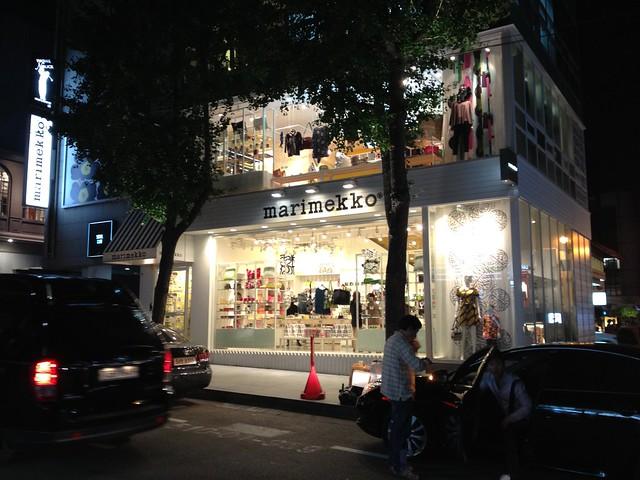 Marimekko in Seoul
