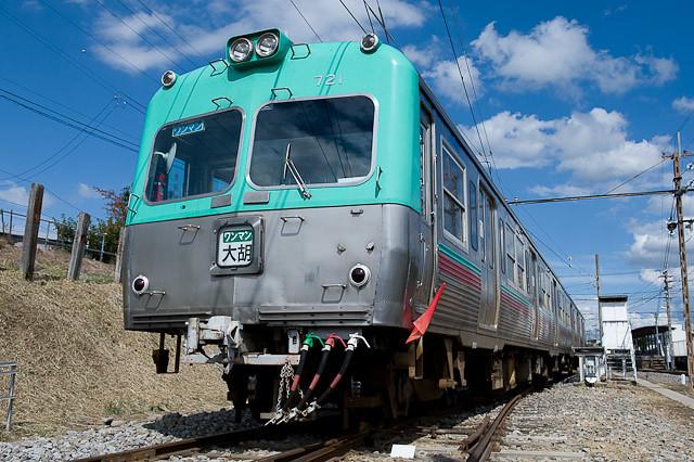 上毛電気鉄道上毛線700型 711F