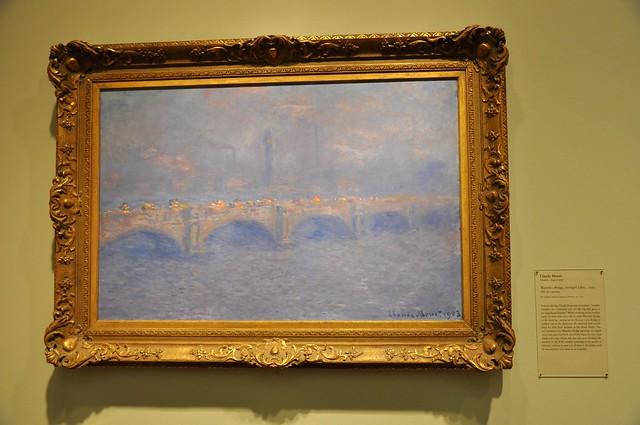 Art Institute of Chicago, Waterloo Bridge
