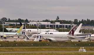 Qatar Airways - A7-BCB