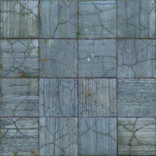 tile cracks rotterdam by uair01