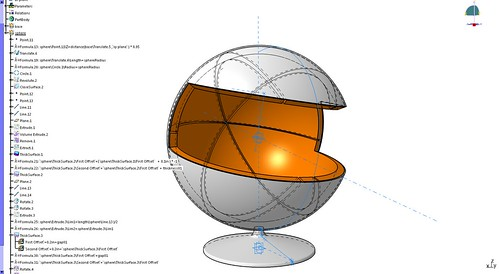 17_Catia Practice_Ball Chair