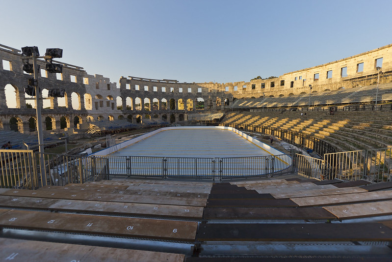 Arena Ice Fever - Pula 2012.