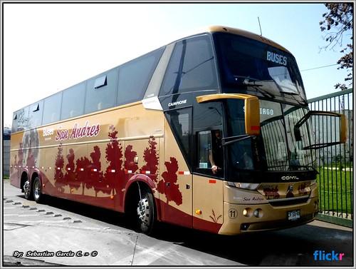 Comil Campione 4.05 HD Buses San Andrés