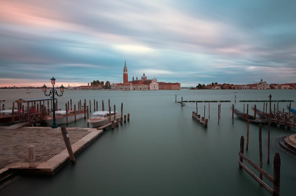 View on San Giorgio Maggiore, Venezia, Italy