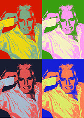 warhol jimmy star