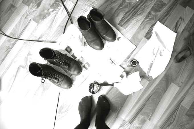 kenkien kunnostamista