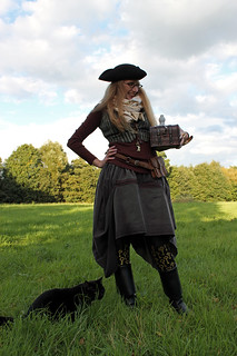 outfit 19.9.2012 - Talk Like a(n Air) Pirate Day