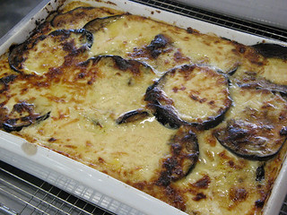 Moussaka from New School of Cooking