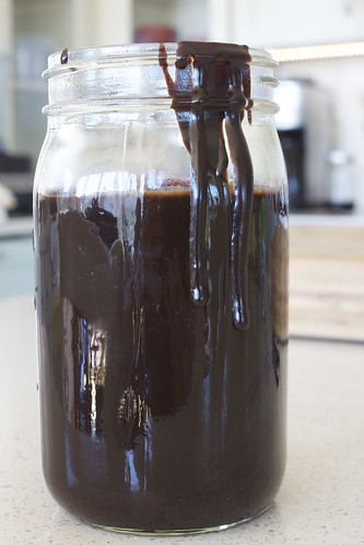 Perfect Hot Fudge Sauce