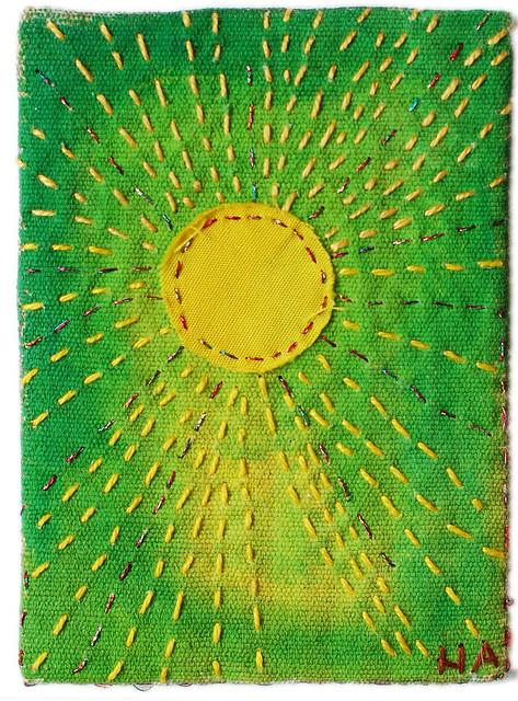 Magic sunshine III by iHanna