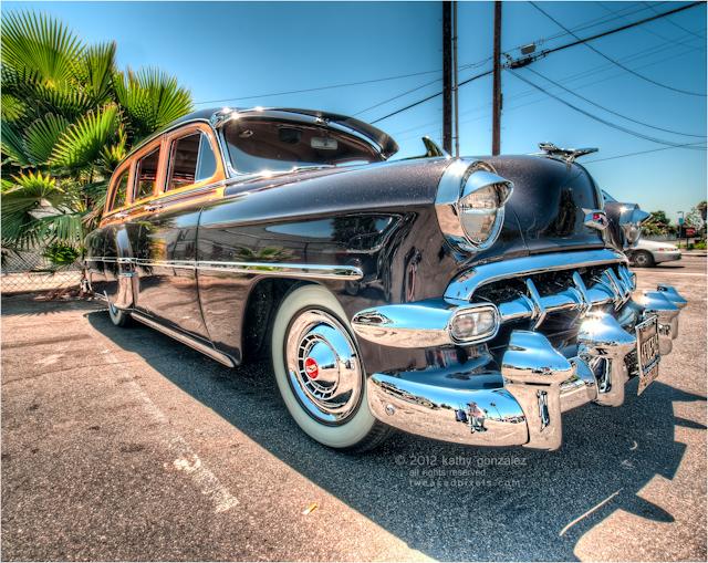 1954 chevy wagon thing