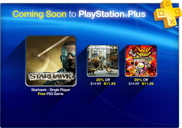 PlayStation Plus 9-24-2012