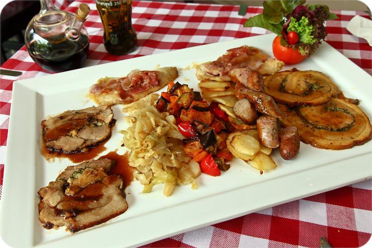 Pork-Platter