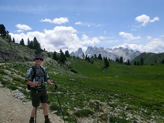 Sehnsucht erwacht in der Ferne der Alpen 2012-218