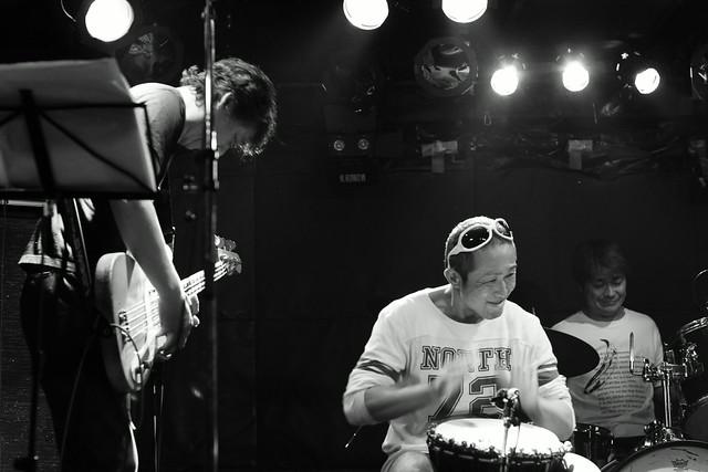 かすがのなか live at Outbreak, Tokyo, 11 Sep 2012. 407