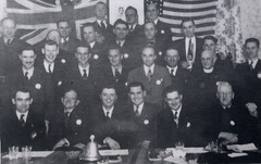 PB6p15 The first Bayfield Lions Club 1949