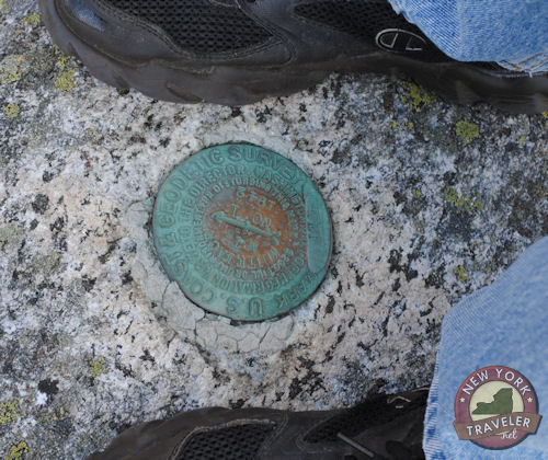 Whiteface Summit Geodetic Survey