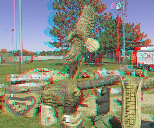 stereoscopic stereophoto 3d anaglyph iowa stereo spencer redcyan 3dimages 3dphoto 3dphotos 3dpictures stereopicture 2012claycountyfair