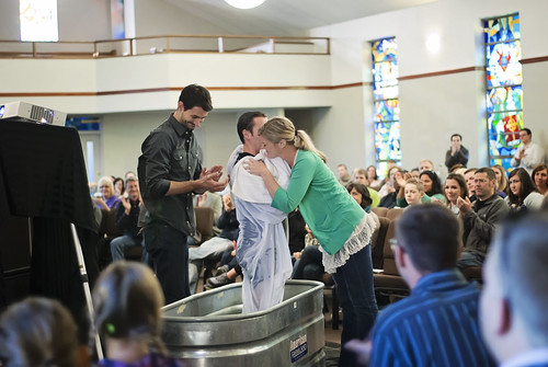 Sojourn East Baptism 9am 9/23/12