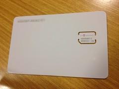 Rückseite Nano-SIM (4FF)