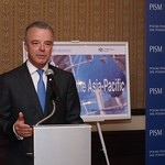 PISM visitor: dr. Brendan Nelson (Australian Ambassador to Belgium, Luxembourg, NATO and the European Union)