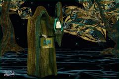Mythol Greeter Green-Turquoise