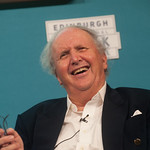 Alexander McCall Smith | Irresistibly entertaining, McCall Smith is a cornerstone of Edinburgh literary life and a global publishing sensation  © Alan McCredie