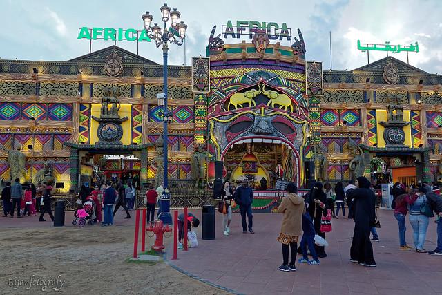 Africa 2 ...