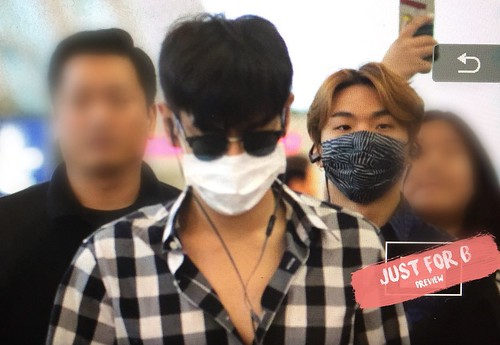 BIGBANG departure Seoul to Macao 2016-09-03 (17)
