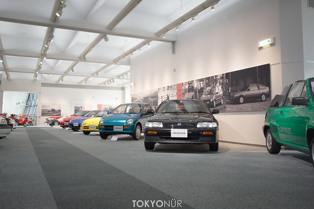 Twin Ring Motegi I Honda Collection Hall [September.2016]